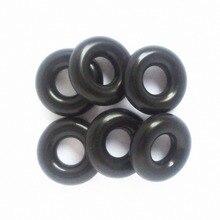 Sellos de junta tórica de goma para inyector Toyota GDI, 50 unidades, gran calidad, venta al por mayor (AY O2221)