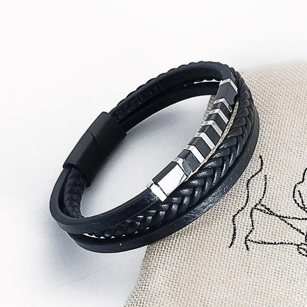 real leather Bracelet (7)