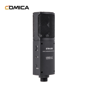 Image 3 - Comica STM USB Versatile Studio Quality USB Cardioid Condenser Microphone for Games,Streaming Broadcast,YouTube Video Recording