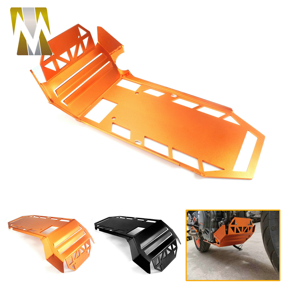 Motorcycle Engine Guard Cover for KTM Duke Skid Plate 390 2019 2018 2017 250 Accessories