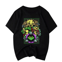 Battletoads Illustration Camiseta New Summer Men Women T Shirt