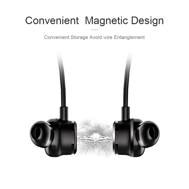 Baseus S15 Active Noise Bluetooth Earphone Sports With Magnetic Design 3
