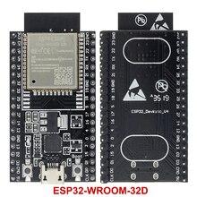 Placa de Núcleo Placa de Desenvolvimento V4 ESP32 WROOM 32D ESP32 ESP32 DevKitC PÇS/LOTE 10