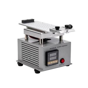 Image 5 - Mini Drehbare LCD Separator Heizung Platte Station für Handy Flache Rand Bildschirm Glas Split Maschine Trennung Reparatur Werkzeuge