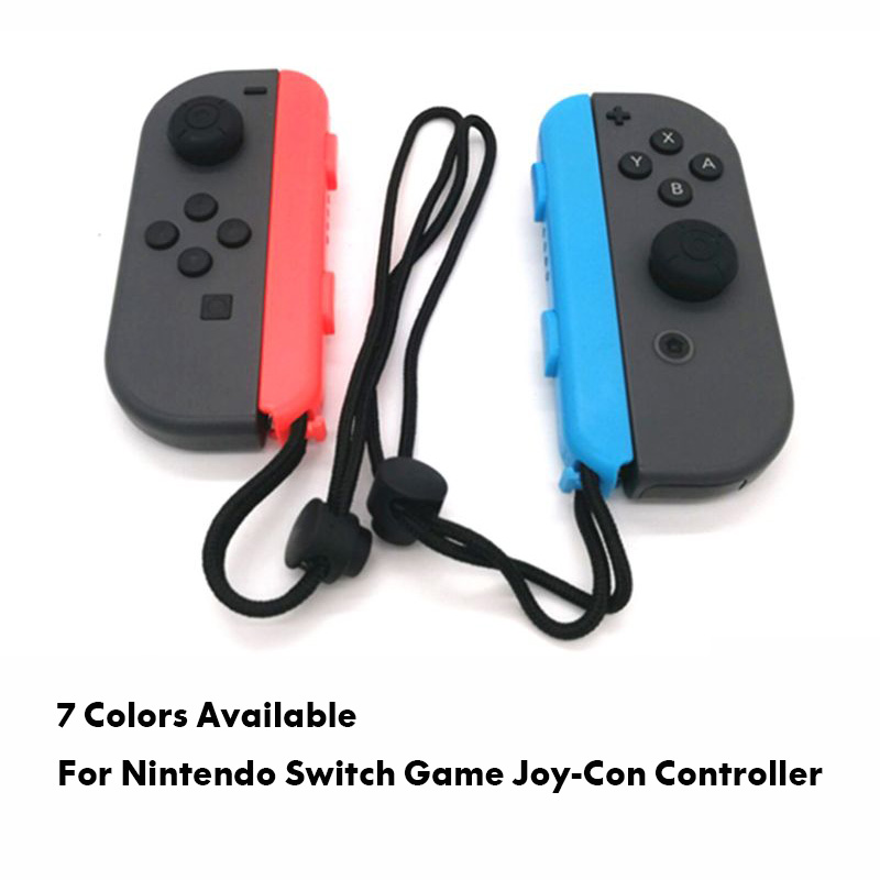 Games Accessories Wrist Strap Band Hand Rope Lanyard Laptop Video Games Accessories for Nintendo Switch Game Joy-Con Controller