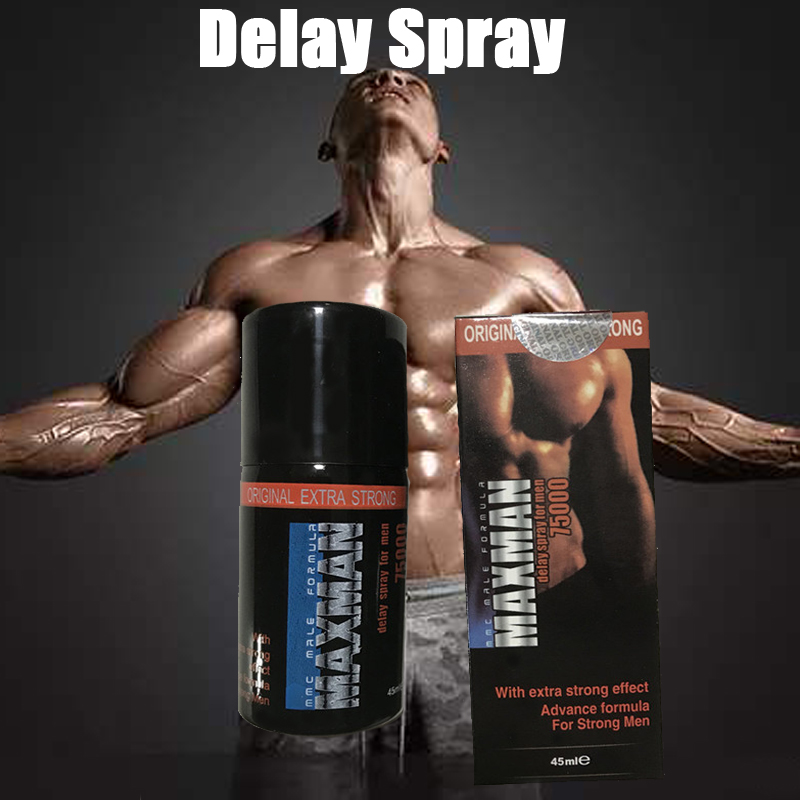 Delay Spray For Men 45ml Spray Pills Penis Enlargment Ejaculation Sex Delay Peineili Anti-premature External-use