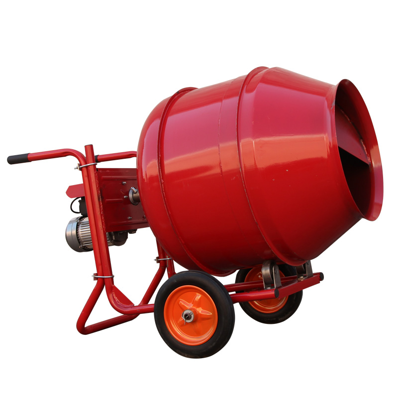 280L 2.8KW Positive And Negative Household 220V Small Construction Mixer Cement Mortar Feed Concrete Mixer