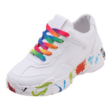 SAGACE women's sneakers with platform Fashion Casual