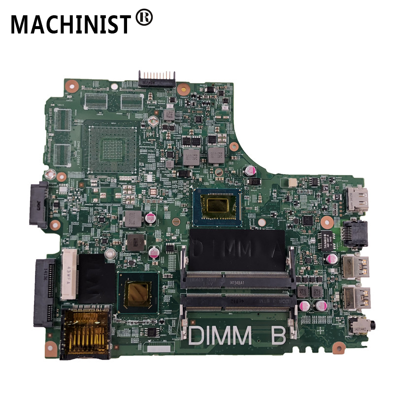 CN-0PTNPF PTNPF FOR DELL INSPIRON 3421 5421 laptop motherboard SR10A 1007U mainboard 12204-1 DNE40-CR PWB:5J8Y4 REV:A00