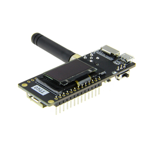 Image 3 - TTGO LoRa32 V2.1_1.6 Version 433/868/915Mhz ESP32 LoRa OLED 0.96 Inch SD Card Bluetooth WIFI Wireless Module ESP 32 SMA