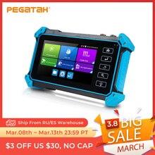 Monitor Ipc-Tester Testing Sdi-Camera CCTV Security TVI AHD CVI 4K 8MP for 5inch Portable