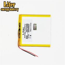 3.7v 397095 4500mah li-ion tablet pc bateria para 7,8,9 polegada tablet pc polímero lithiumion bateria com alta qualidade