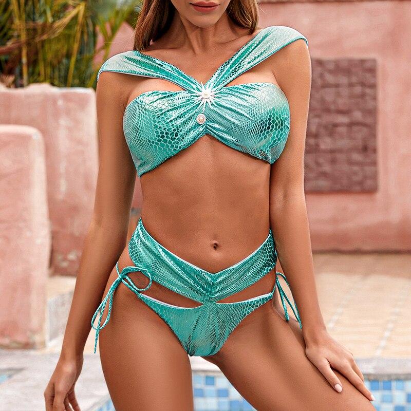 Bikini sexy brillant
