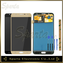 цена на Good Quality LCD Display For Samsung Galaxy J7 Neo J701 SM- J701F J701M J701MT LCD Screen with Touch Screen Assembly