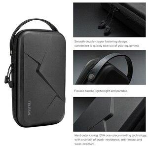 Image 5 - TELESIN Lagerung Tasche Wasserdichte EVA Fall DIY Lagerung Box für DJI OSMO Action OSMO Tasche GoPro Hero 8/7/6/5 Action Kamera