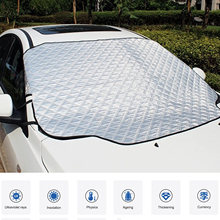 WINDSCREEN COVER Car Window Screen sunlight Frost Ice Snow Dust Protector