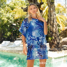 2020 Beach Blouse Sexy Loose Veil Pullover Blouse blouse 0800500 49