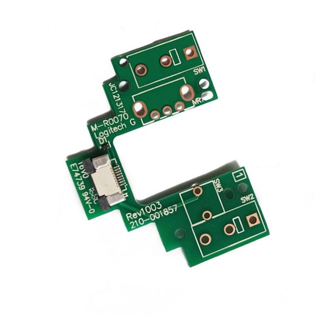 Mouse Upper Motherboard Micro Switch Button Board for logitech  G Pro Wireless Q81E 5