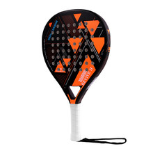 Teloon Beach Tennis Padel Racket Carbon Fiber Soft EVA Face Profession Tennis Paddle Racquet Sports Tenis Padel Raqueta(China)