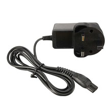 AAAE Top-Power Charger Cord Adapter For Philips Shaver Hq8505 Hq7380 Hq8500 (Uk Plug)(China)