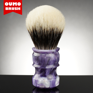 Image 3 - OUMO PINSEL OUMO FIORENTINA rasieren pinsel mit Mandschurei SEIDE WT HAKEN WILDSCHWEIN 10 verschiedene knoten zu wählen
