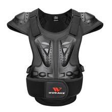 Protective-Vest Bicycle-Equipment Armor Road with Adjustable Buckle MTB Skating-Armo