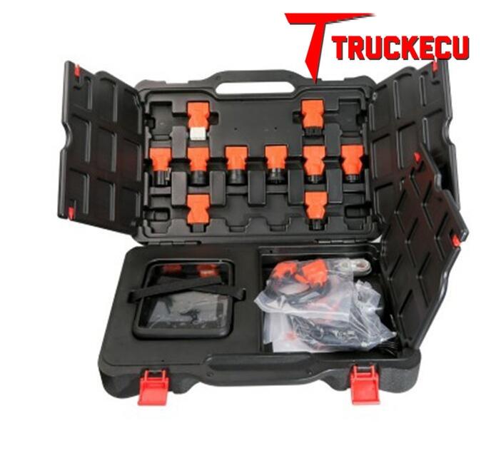 Vpecker XTUNER T2 + almohadilla camión de alta resistencia/vehículos comerciales herramienta de diagnóstico potente que Xtuner T1 OBDII escáner de diagnóstico automático - 4