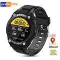 Смарт-часы для мужчин с Gps Спорт Многофункциональный режим Bluetooth сердечного ритма фитнес-трекер Smartwatch Sim карта для IPhone Android