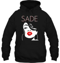 Men Hoodie Sade Adu British Nigerian Top Singer Black New Hot Casual Printing High Quality Women Streetwear(China)
