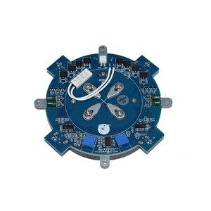 Image 3 - لوسيا الوزن الحاملة 500g المغناطيسي الرفع وحدة الأساسية التناظرية الدائرة المغناطيسي تعليق مع أضواء LED 12 فولت 2A D4 007