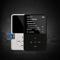 Mini MP4 Media Wireless Bluetooth MP3 Player HIFI Sport Musik Lautsprecher FM Radio Recorder Tragbare bluetooth MP3 player X04