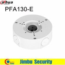 Dahua PFA130 E wodoodporna skrzynka przyłączowa schludny i zintegrowany projekt aluminium IP66 skrzynka przyłączowa uchwyt aparatu