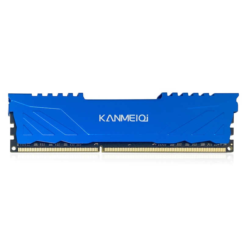 Top SaleKanmeiqi Desktop-Memory Heat-Sink 1866mhz Ram Ddr3 Black 1333mhz-1600 Dimm Pc3 8GB 4GB