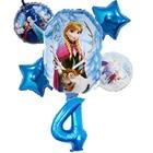 6pcs Disney Frozen p...