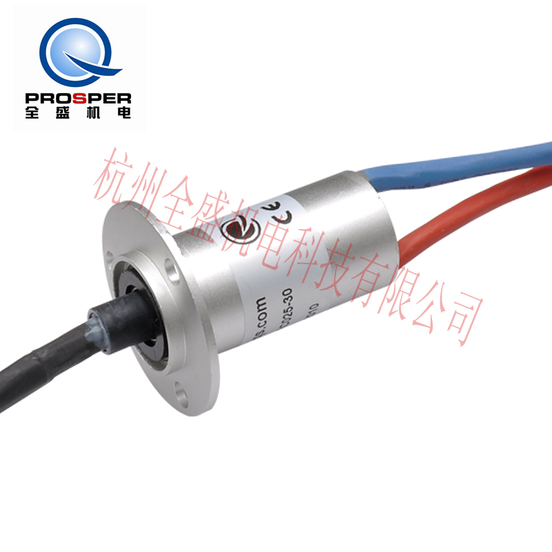 SRC025 Series Conductive Slip Ring Children's Toy Excavator Security Ball Machine Slip Ring Electrical Slip Ring