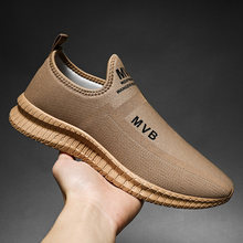 Men sneakers shoes new casual breathable light summer mesh comfortable large size outdoor 47 size fashion solid color sport shoe