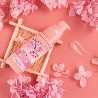 Sevich Cherry Blossom Essence Leave-in Hair Mask For Repair Damage Restore Soft Hair Keratin Hair Treatment Nourishing Hair Mask 5