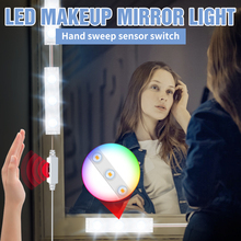 DC 5V Led Makeup Mirror Light Bulb Cosmetic Led Lamp Hollywood Vanity Lights USB Wall Lamp 2 6 10 14pcs Dimmable Dressing Table