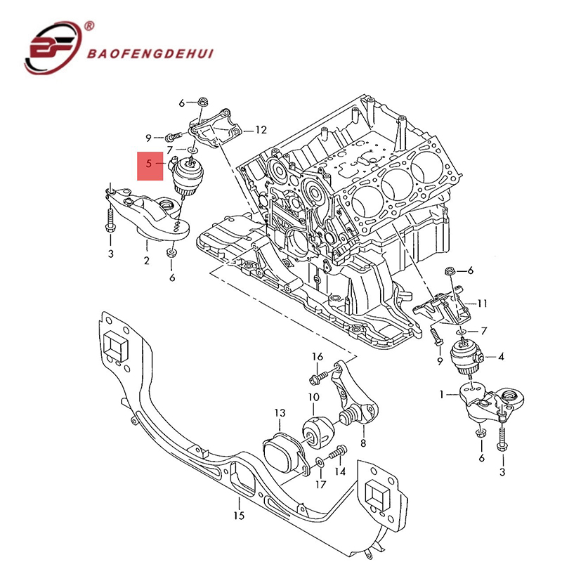 engine mount motor support for audi a6 05 08 a6ar 07 11 a6q 2005 2008 2.4  2.8 3.0 3.2 rh 4f0199382aq=bh lh 4f0199379ap=bf|motor mounts| - aliexpress  aliexpress