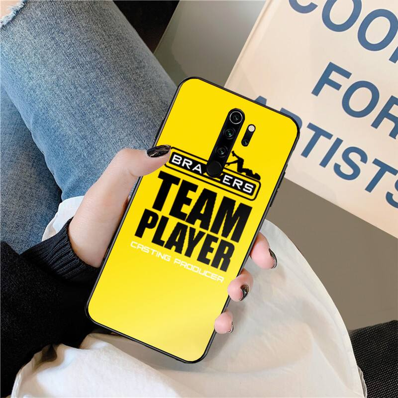 Brazzers Phone Case For Redmi Note 8 8A 7 6 6A 5 5A 4 4X 4A Go Pro Plus Prime