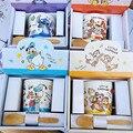 230ml Disney Minnie Mickey Ente Stich Wasser Tasse Milch Kaffee Tee Keramik Becher Büro Zu Hause Sammlung Tassen Festival Geschenke tassen