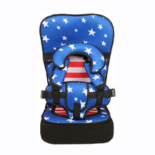1~12Y Child Seat Chair Baby Portable Cushion with Belt Heighten Pad Practical Durable Protect Travel Toddler Kids Sitting Mats(China)