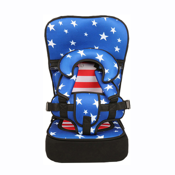 1~12Y Child Seat Chair  Baby Portable Cushion with Belt Heighten Pad Practical Durable Protect Travel Toddler Kids Sitting Mats