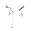 Bamboo earrring