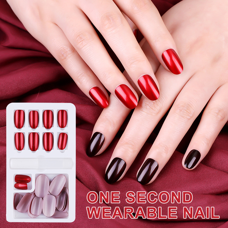 Reusable Stick On Nails