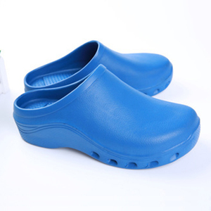 Image 2 - Medical surgical shoes nursing Clogs medicals slippers nurses clogs  Heightening shoes Hospital Lab Cleaning Protective Slippers
