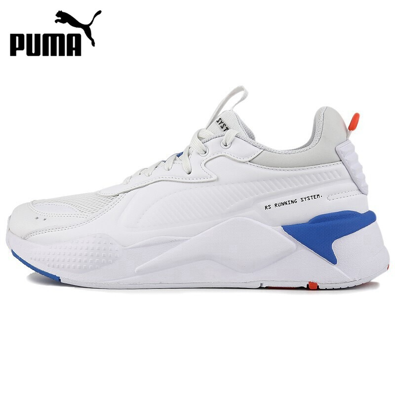 Original New Arrival   PUMA RS-X MASTER Unisex Skateboarding Shoes Sneakers