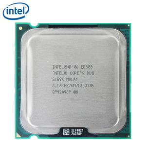 Intel Core 2 Duo E8500 Processor SLB9K SLAPK 3.16GHz 6MB 1333MHz 65W Socket LGA 775 CPU tested 100% working