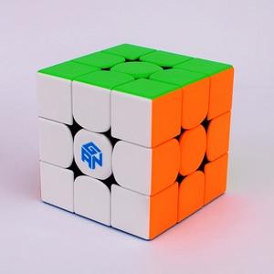 Image 5 - مكعب سحري 3x3x3 من GAN356RS مكعب 3x3 مكعبات السرعة GAN356 RS 3x3x3 لغز مكعب غان 356RS كوبو ماجيكو