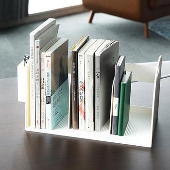 Pulpit regał biurko podłoga mały regał biurko Student Book regał magazynowy prosty regał regał z obsadka do pióra Box tanie i dobre opinie